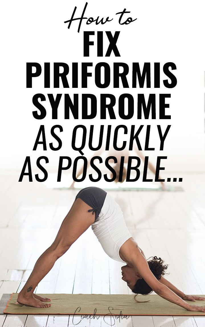How to heal from piriformis syndrome as quickly as possible, reduce sciatica pain, and lower back pain... This post will help you learn what to do to heal from chronic hip pain and you'll also discover how to find the root cause of the pain, and mistakes to look out for to avoid hip pain and chronic pain flare-ups | piriformis syndrome pain | healing piriformis syndrome | chronic pain | chronic illness | back pain | fix chronic back pain  #piriformissyndrome #lowerbackpain #chronicpain