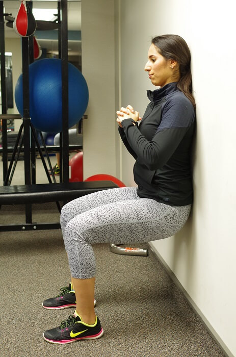 wall squat |How to do a proper squat | how to do a squat | how to squat properly