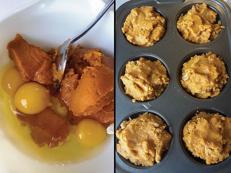 pumpkin muffins recipe (gluten free, paleo, GAPs)   coconut muffin   low carb muffin recipe