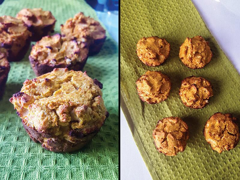 pumpkin muffin recipe (gluten free, paleo, GAPs)   coconut muffin   low carb muffin recipe