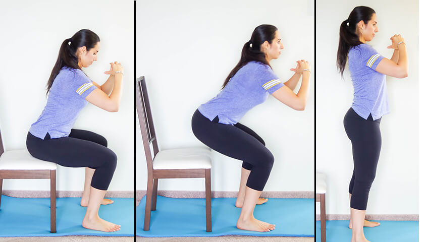 low impact, joint friendly workout