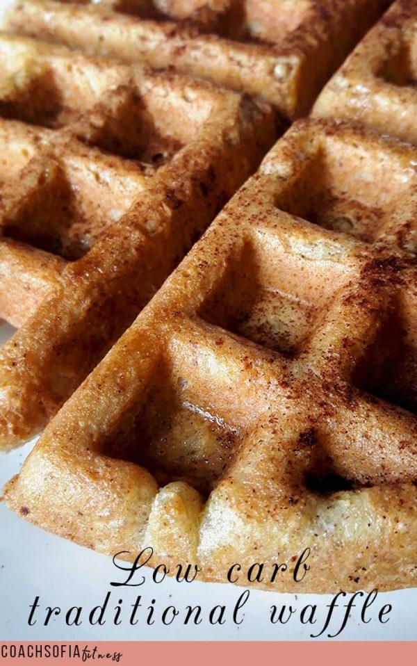 low carb traditional belgian waffle recipe  Traditional waffles   low carb waffle   almond flour waffle   gluten free waffle recipe