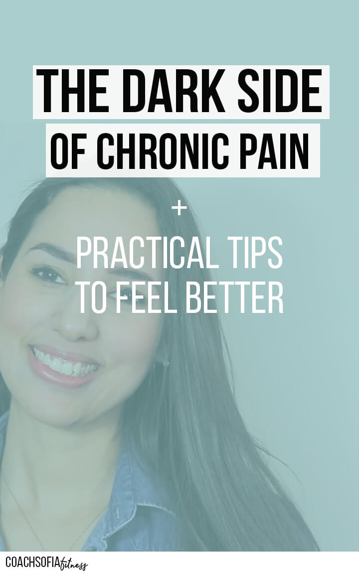 healing from chronic pain syndrome, and practical tips to help with chronic pain symptoms
