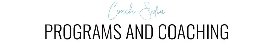 Coach Sofia