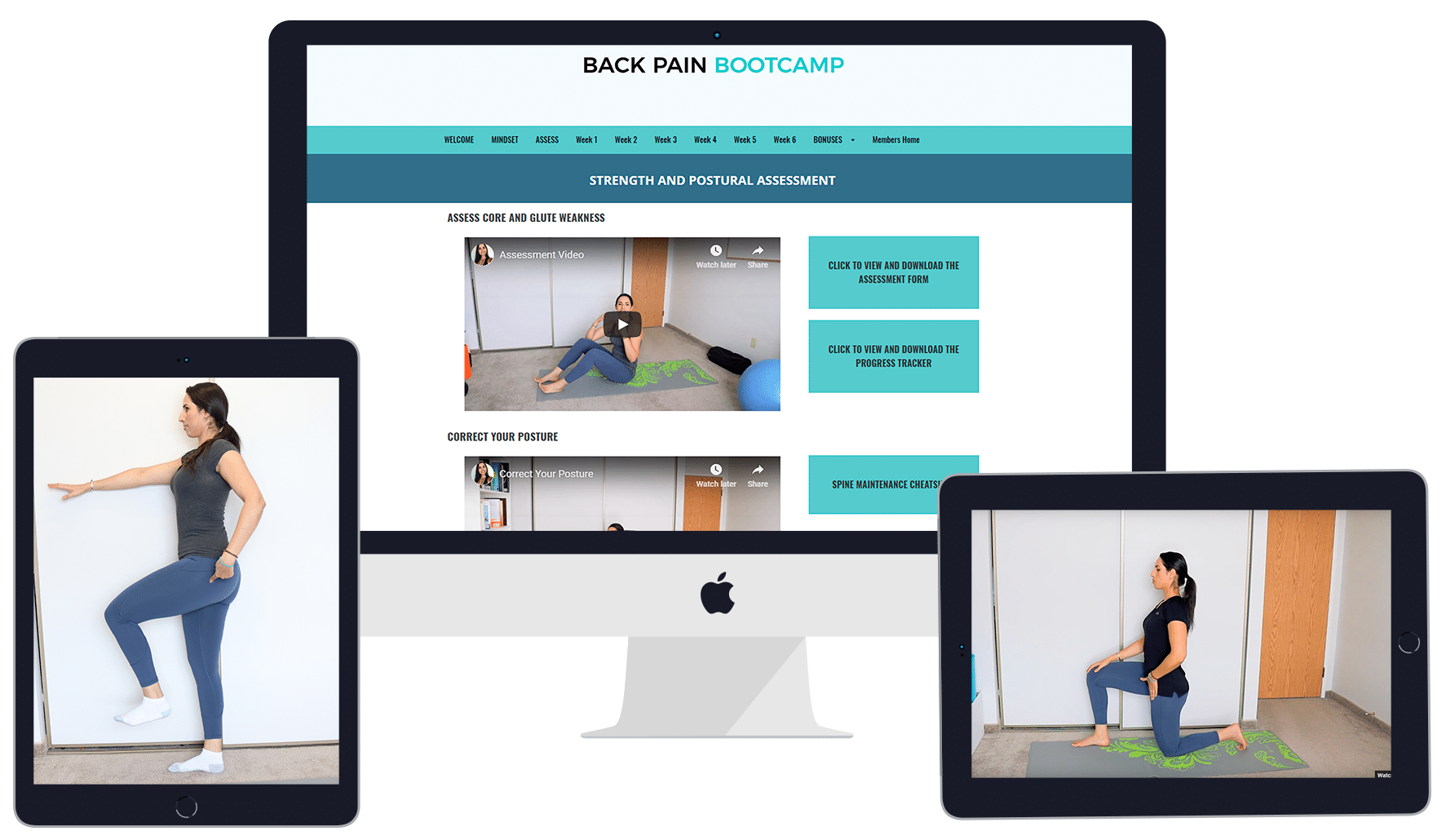 Back Pain Bootcamp