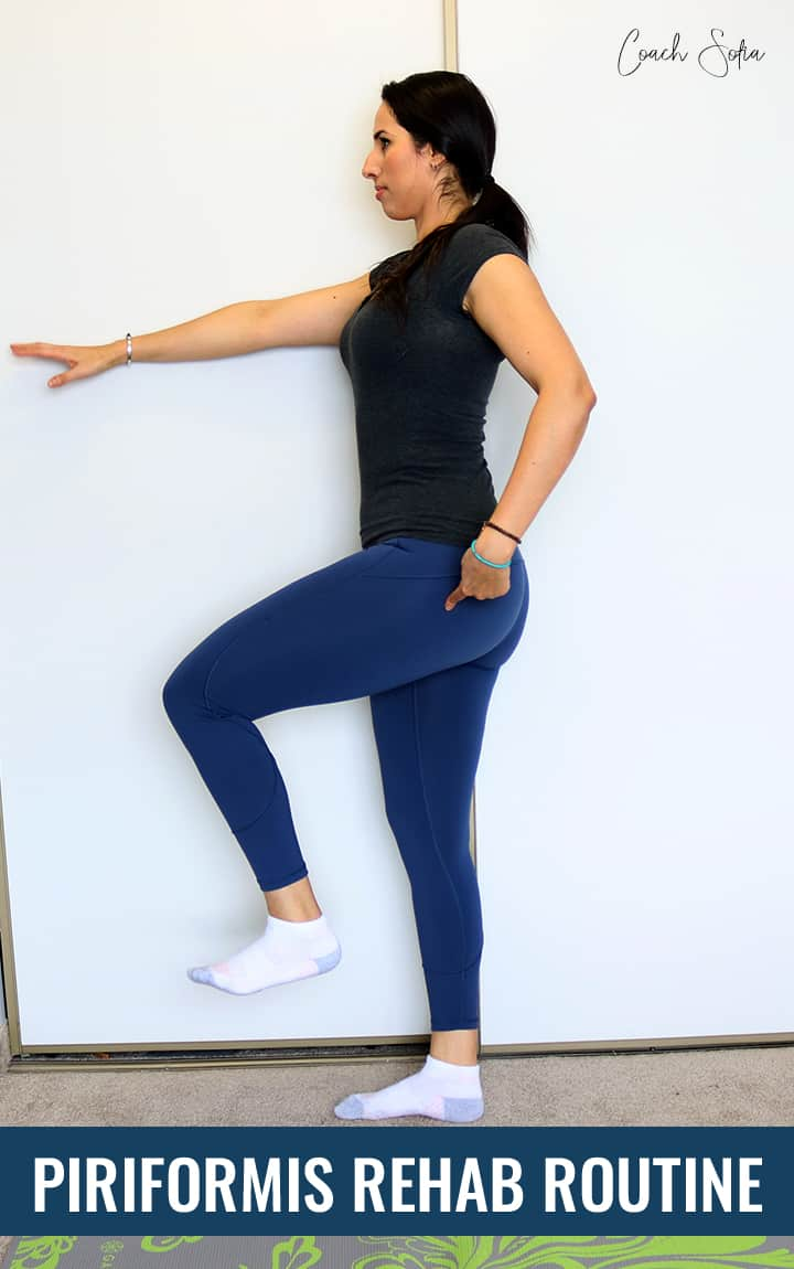 piriformis and glutes strengthening exercises